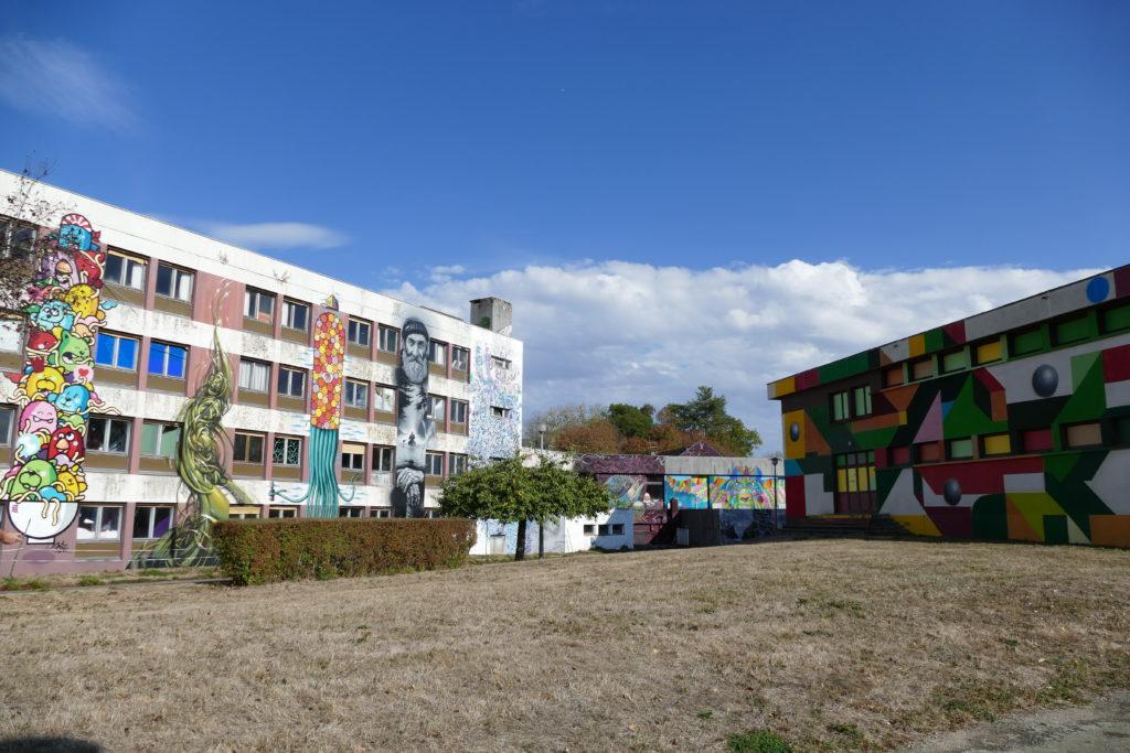 Street Art City Lurcy Lévis